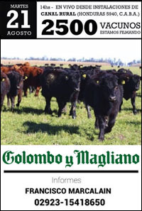Colombo y Magliano - Francisco Marcalain