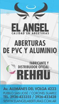 El Ángel Aberturas