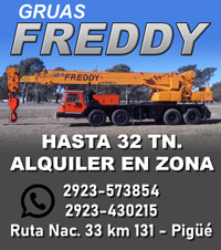 Grúas Freddy