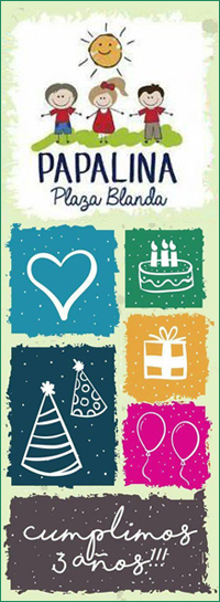 Papalina Plaza Blanda