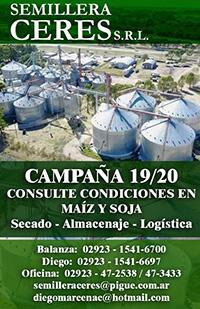 Semillera Ceres Campaña 19-20