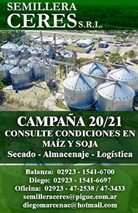 Semillera Ceres Campaña 20-21