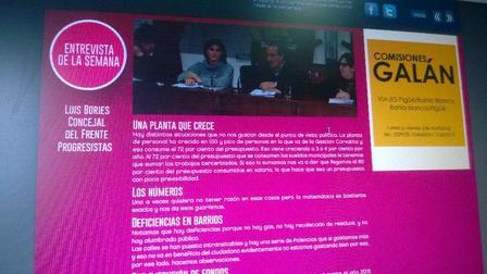 La entrevista de la semana en el Compacto Delaciudad es con el concejal  Luis Bories a8ed321f9a98